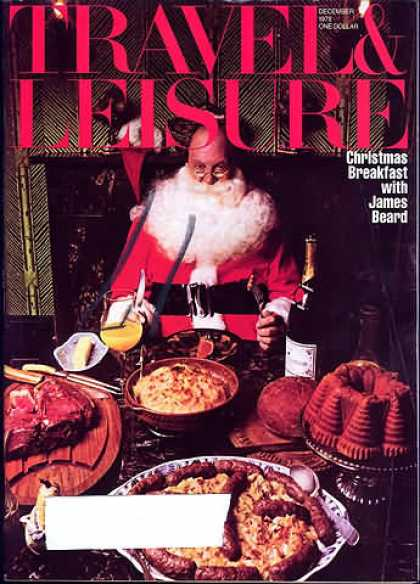 Travel & Leisure - December 1978