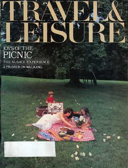 Travel & Leisure - August 1979