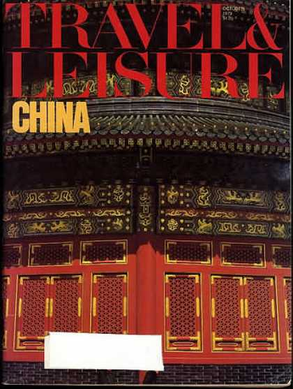 Travel & Leisure - October 1979