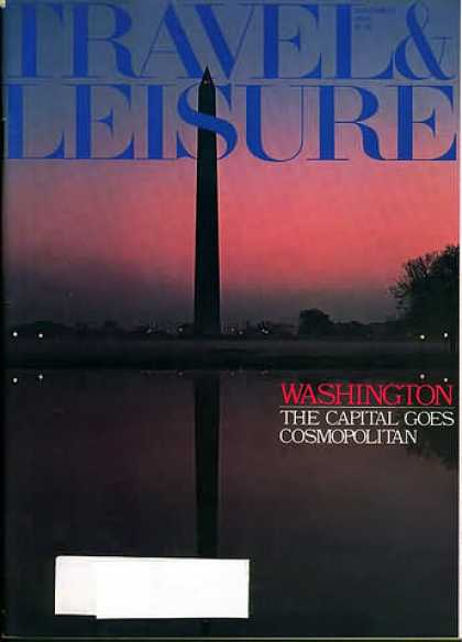 Travel & Leisure - November 1979
