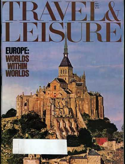 Travel & Leisure - May 1980