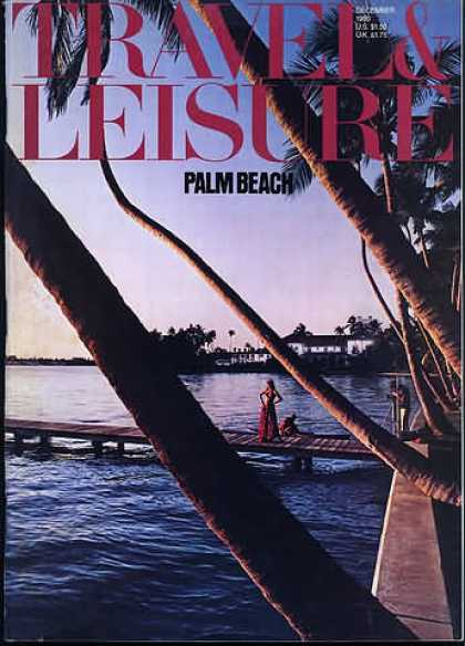 Travel & Leisure - December 1980