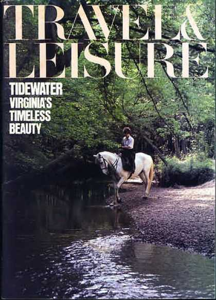 Travel & Leisure - March 1981