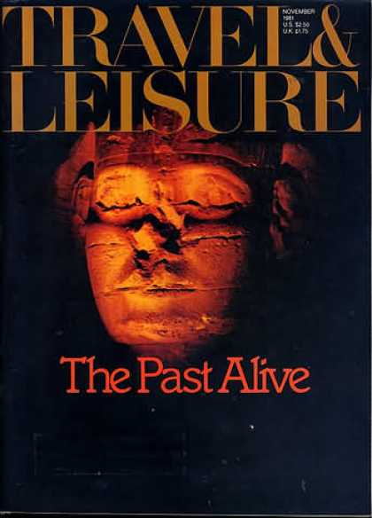 Travel & Leisure - November 1981