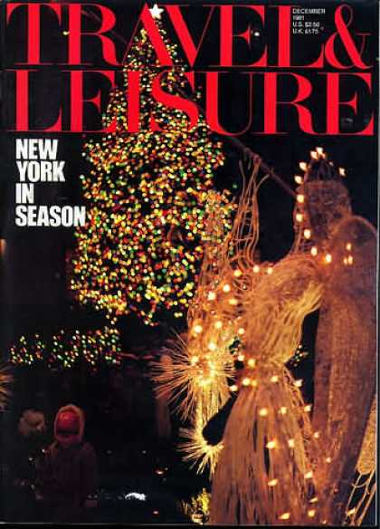 Travel & Leisure - December 1981