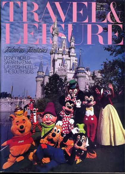 Travel & Leisure - February 1982