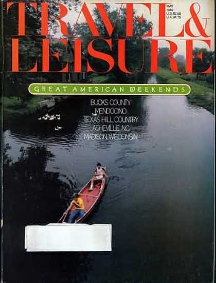 Travel & Leisure - May 1982