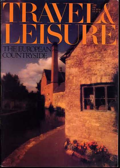 Travel & Leisure - June 1982