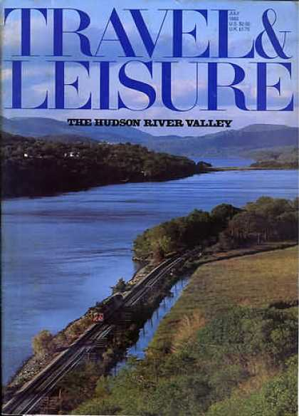 Travel & Leisure - July 1982