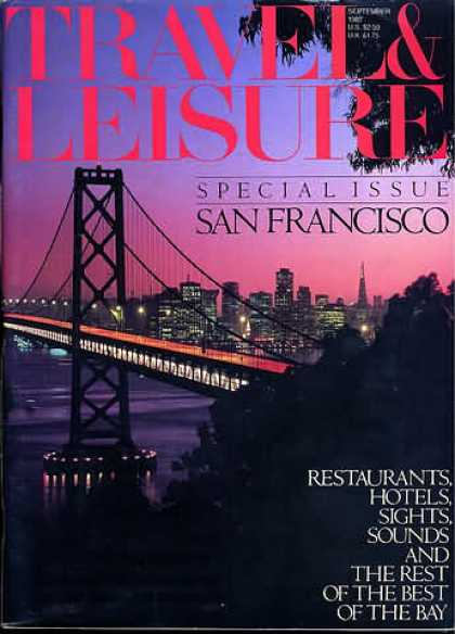 Travel & Leisure - September 1982
