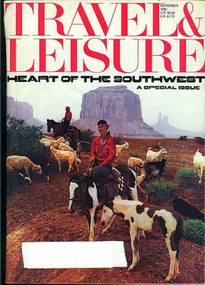 Travel & Leisure - November 1982