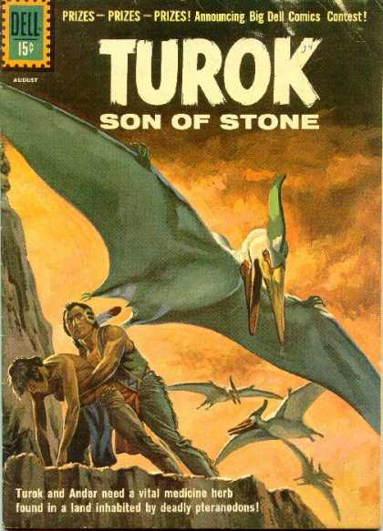 Turok: Son of Stone 24 - Dell - Prizes - August - Turok - Ander