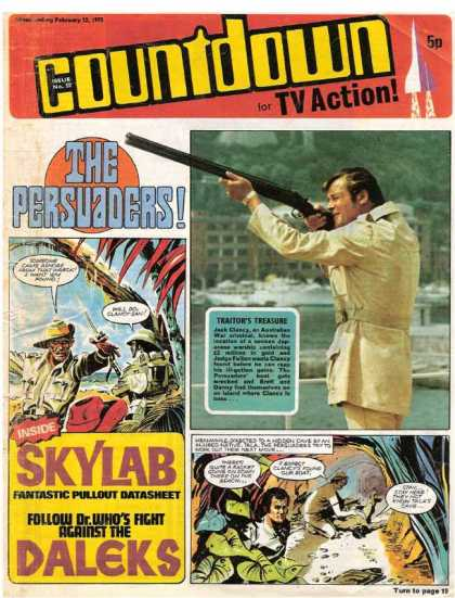 TV Action + Countdown 52