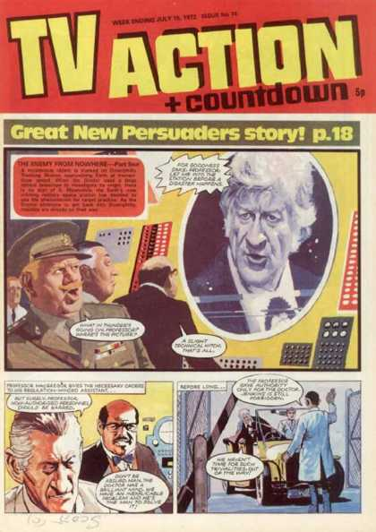 TV Action + Countdown 74