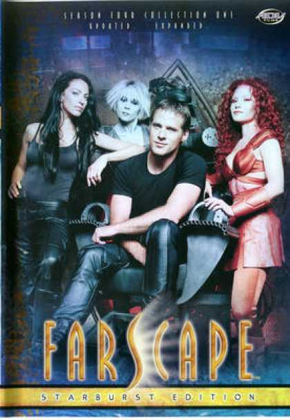 TV Series - Farscape 4.1: Starburst Edition