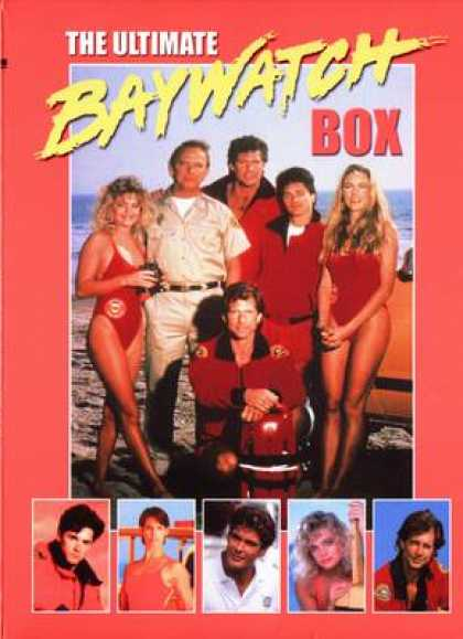 TV Series - The Ultimate Baywatch Box
