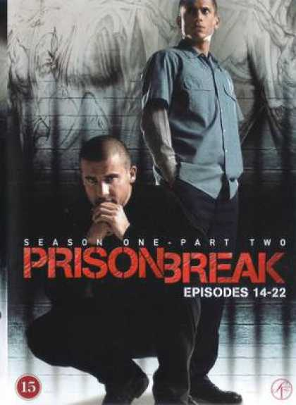 TV Series - Prison Break Part 2 DANISH