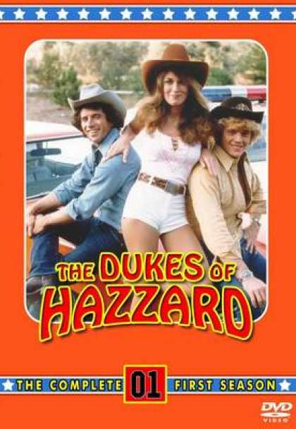 TV Series - The Dukes Of Hazzard