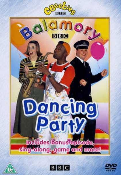 TV Series - Balamory Dancing Party
