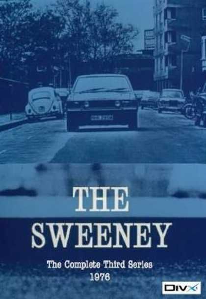 TV Series - The Sweeney
