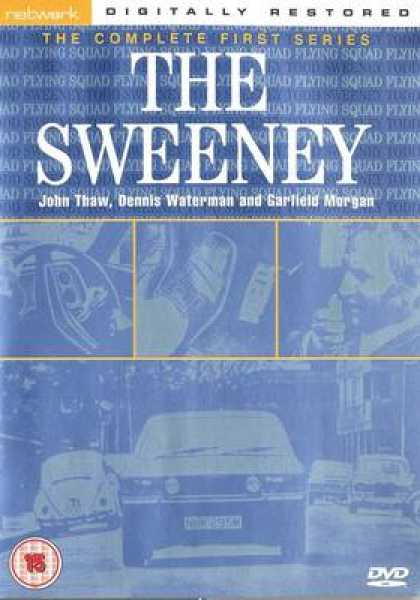 TV Series - The Sweeney Episodes 1-3