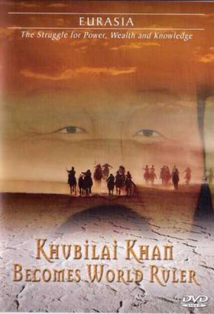 TV Series - Eurasia 8 - Khubilai Khan