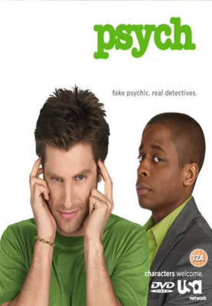 TV Series - Psych