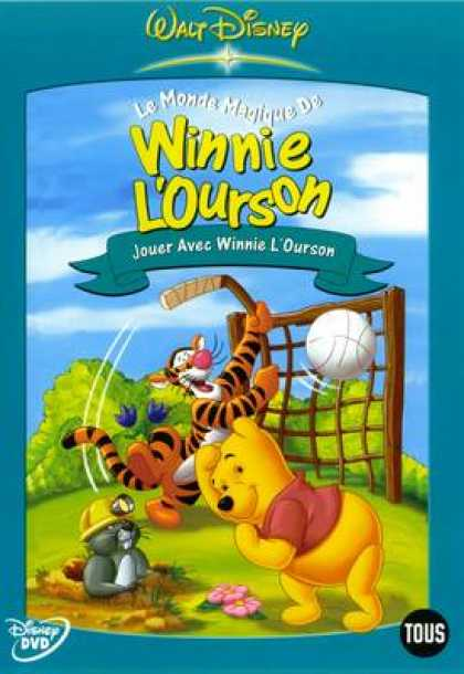 TV Series - Winnie The Poo & Friends - Dvd