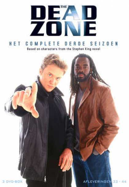 TV Series - The Dead Zone