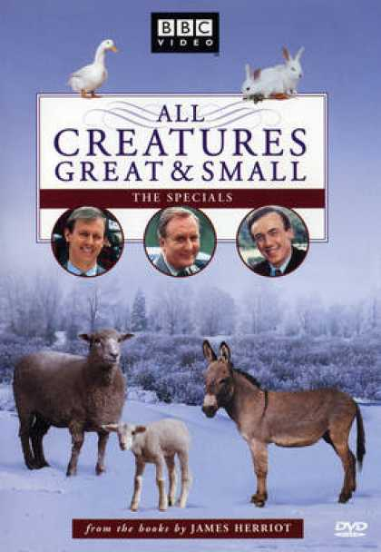 TV Series - All Creatures Great & Small: The Specials