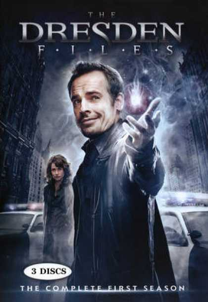 TV Series - The Dresden Files