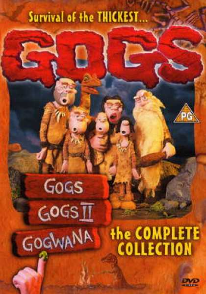 TV Series - Gogs - The Complete Collection