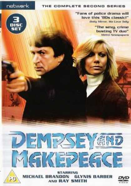 TV Series - Dempsey And Makepeace