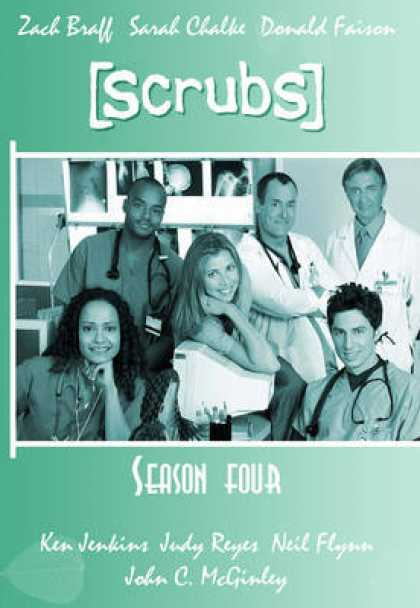 TV Series - Scrubs SWEDISH
