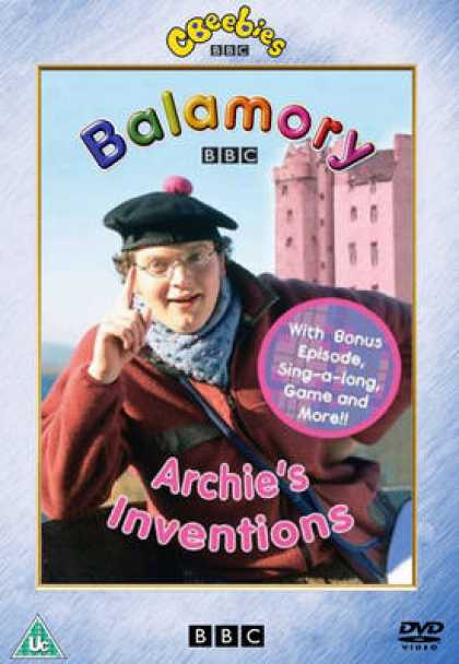 TV Series - Balamory Archies Inventions