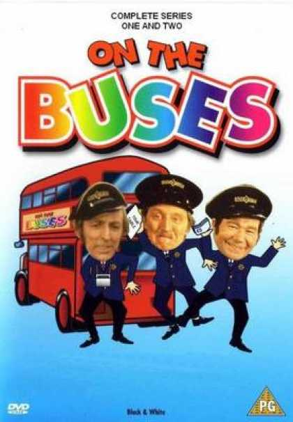 TV Series - On The Buses And