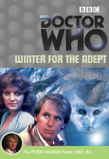 TV Series - Doctor Who - Winters For The Adept