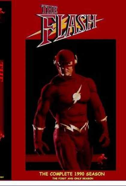 TV Series - The Flash The Complete 1990 Season
