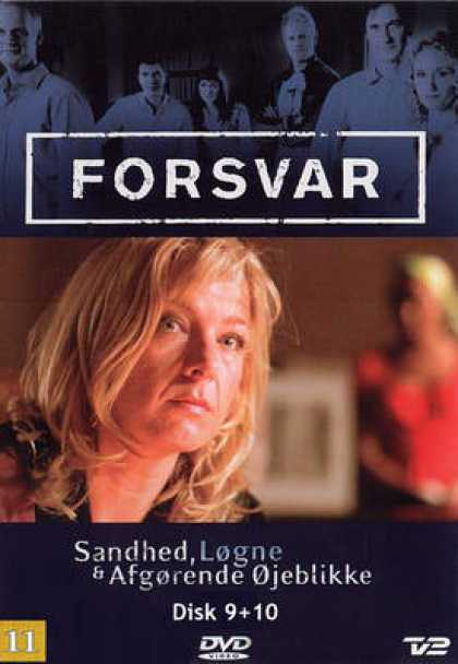 TV Series - Forsvar -10 DANISH