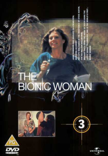 TV Series - The Bionic Woman