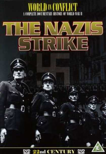TV Series - World In Conflict - The Nazis Strike