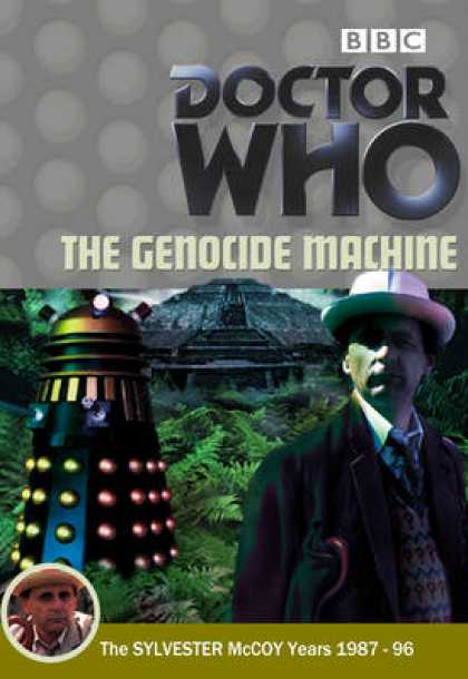 TV Series - Doctor Who - The Genocide Machine
