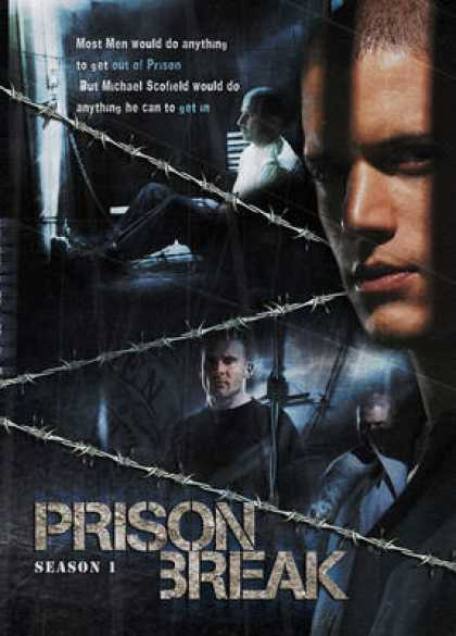 TV Series - Prison Break - The Complete 1st Season