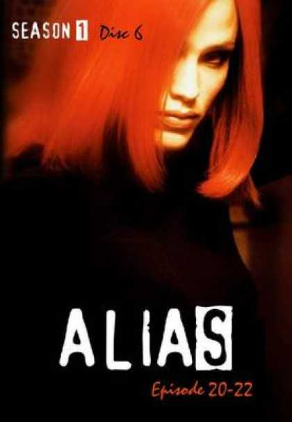 TV Series - Alias Episodes 20-22