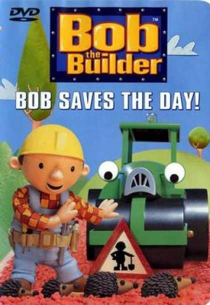 TV Series - Bob The Builder - Bob Saves The Day
