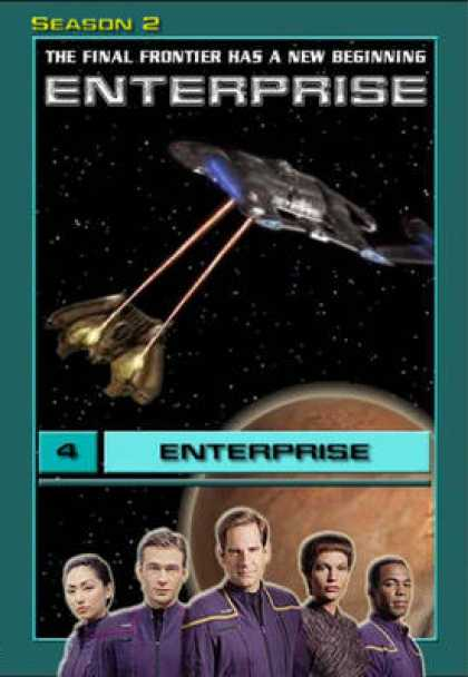 TV Series - Enterprise Episodes 25
