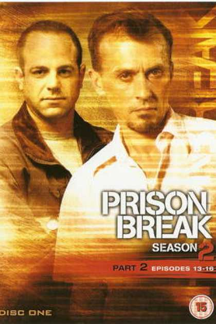 TV Series - Prison Break Part 2 3-16