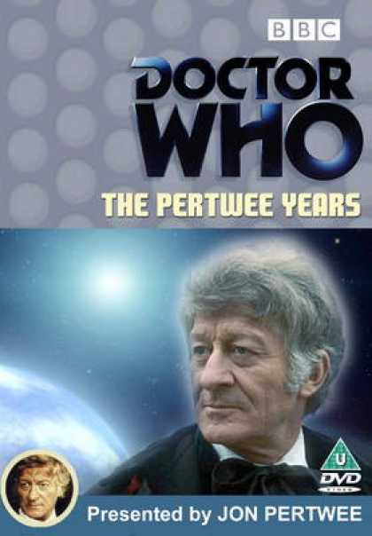 TV Series - Doctor Who - The Pertwee Years