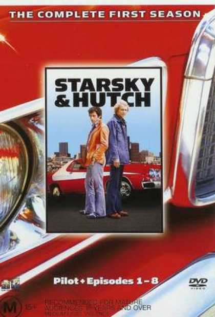 TV Series - Starsky And Hutch