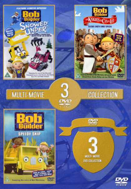 TV Series - Bob The Builder Multi